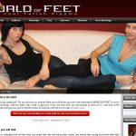 Account For WORLD OF FEET Free