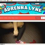 Adrenna Lyne Account Creator