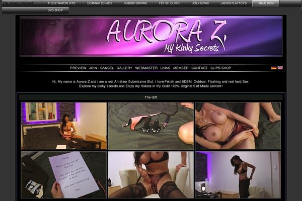 Auroraz Real Accounts