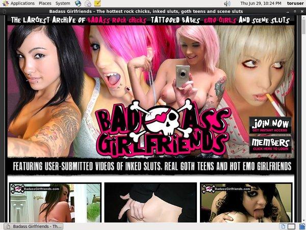 Bad Ass Girlfriends Trial Member