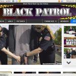 Black Patrol 신용 카드