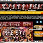 Boardwalk Bar Promo Tour