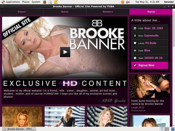 Brookebrandxxx.com Discount Form