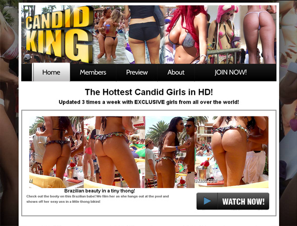 Candid King Sign Up Link
