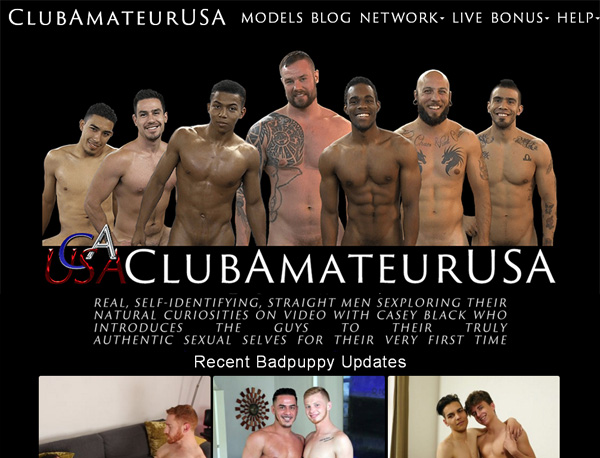 Club Amateur USA Account Creator