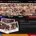 Czech Mega Swingers New Accounts