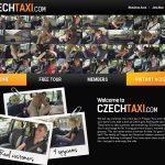 Czech Taxi Web Billing
