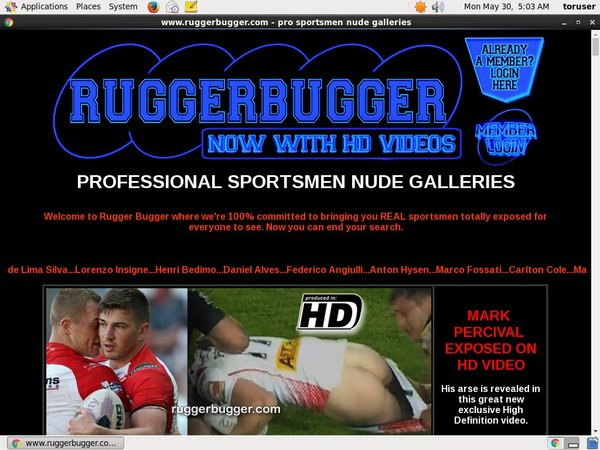 Discount Offer Rugger Bugger
