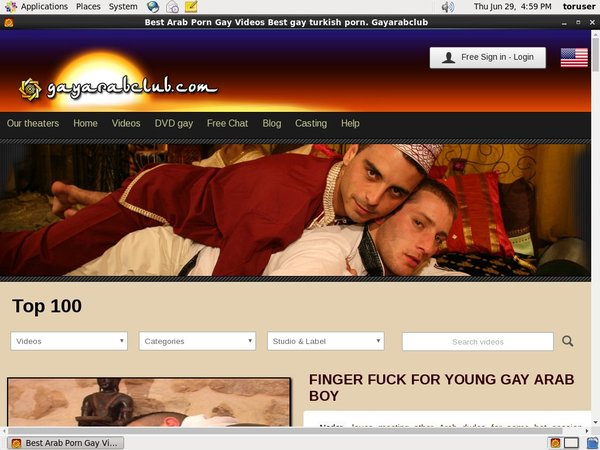 Gayarabclub Site Reviews