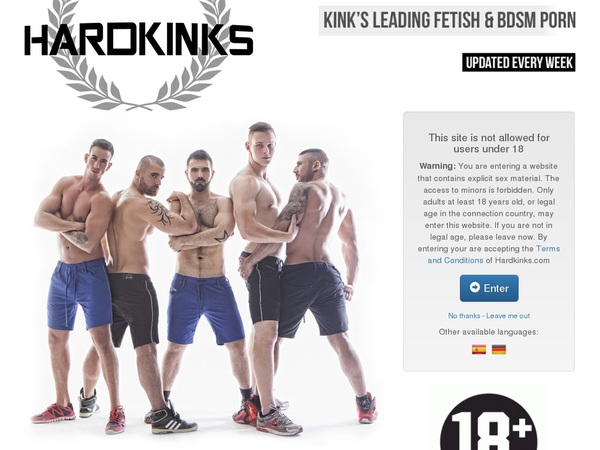 Hardkinks Guys