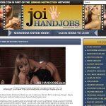 JOI Handjobs Ebony