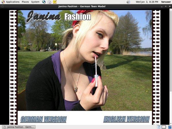 Janinafashion.com Member Review
