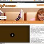 Ladyfoxxx.com With Paysafecard