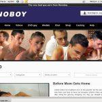 Meno Boy Day Trial Membership