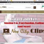 New City Clips Register Form