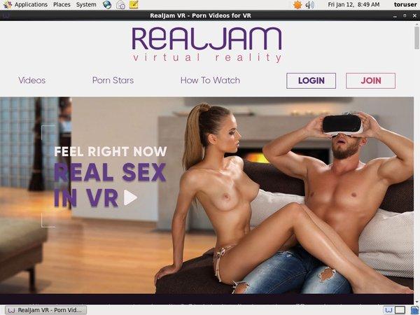 Realjamvr.com Real Accounts