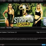 Strap On Squad Pay With