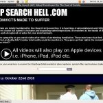 Strip Search Hell Hd