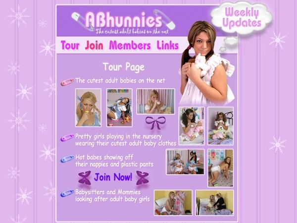 AB Hunnies Membership