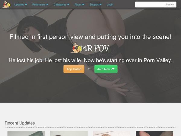 Free Mr Pov Member