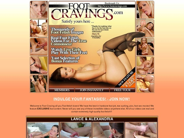 Limited Footcravings Discount
