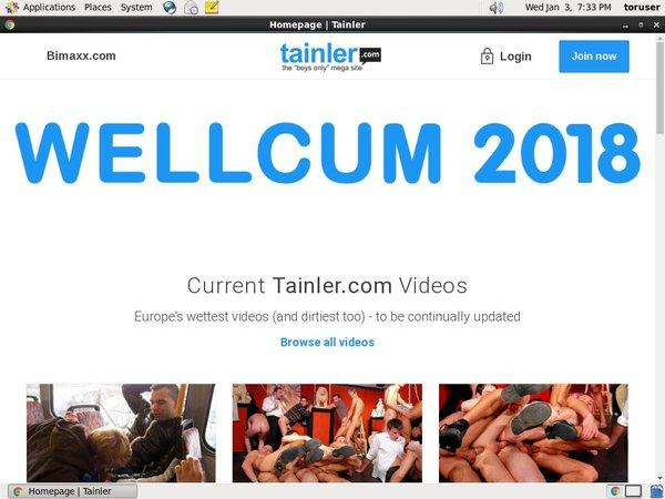 Membership Discount Tainler