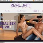 Real Jam VR Active Accounts