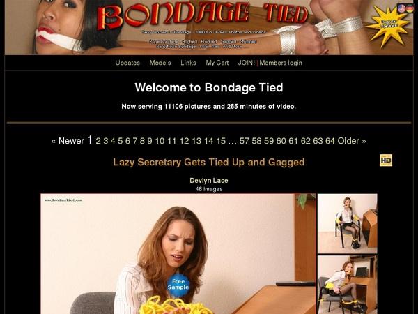 Use Paypal Bondagetied.com