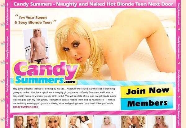 Candysummers.com Free Trial Url