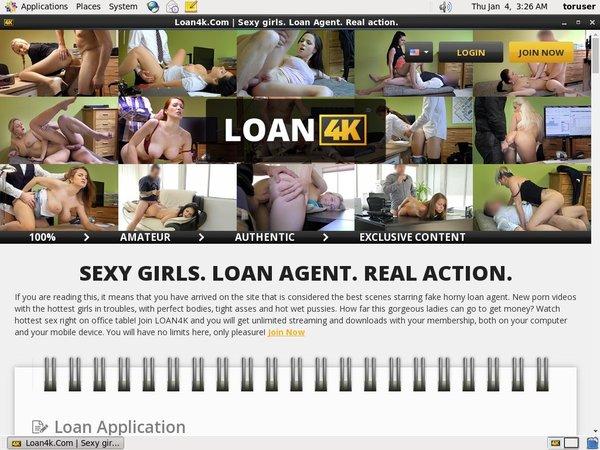 Loan 4k Cheap Deal
