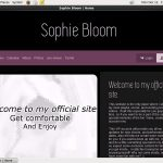 Sophie Bloom With Directpay