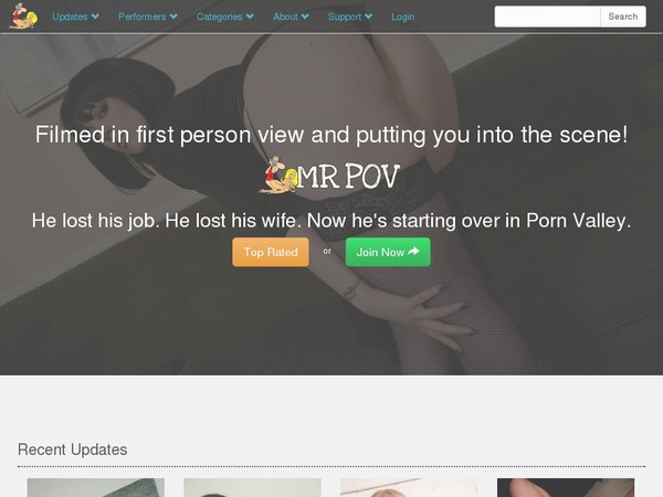 Free Access To Mrpov
