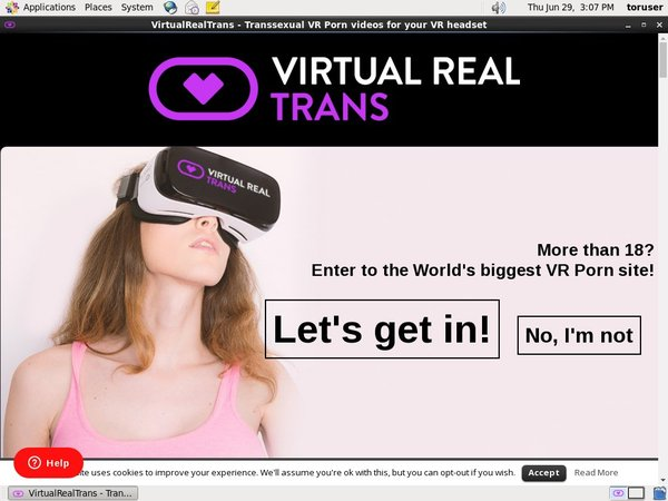 Virtualrealtrans.com Free Videos