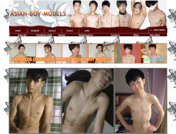Asian Boy Models Free Hd