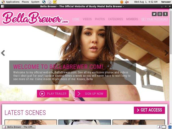 Bella Brewer Girl