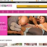 Footfetishpetite All Videos