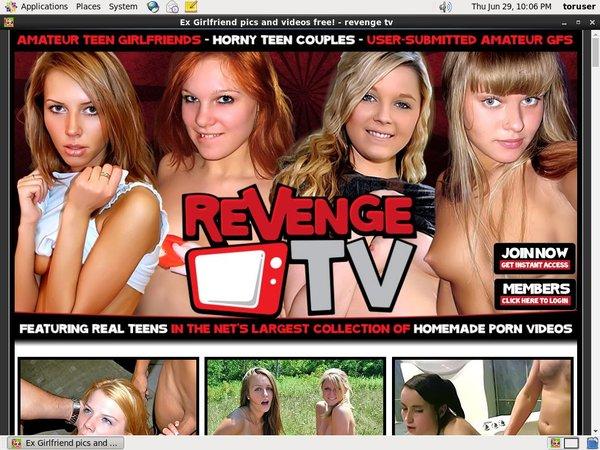 Free Revengetv.com Accs