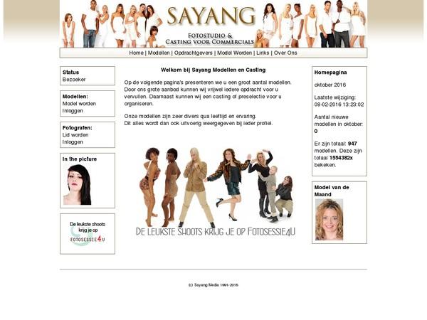 Sayang Modellen Siterip
