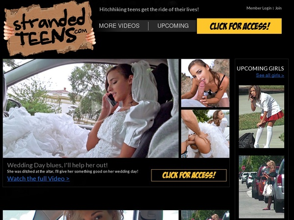 Strandedteens.com Limited Discount