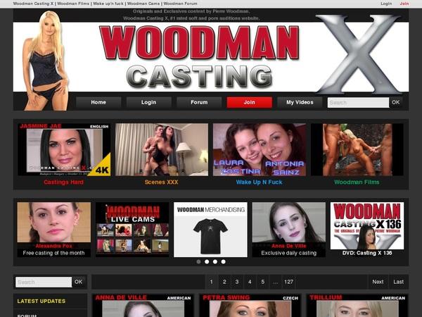 Woodman Casting X Toilet