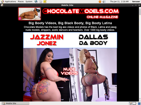 Chocolatemodels Discount Account