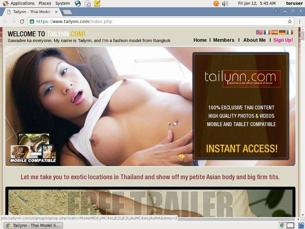 Tailynn Full Discount