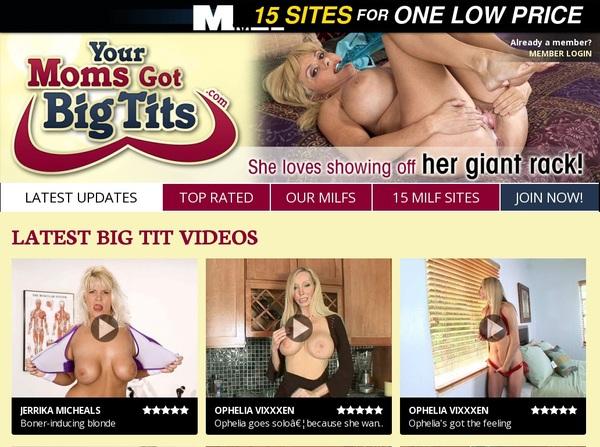 Yourmomsgotbigtits.com Full Video