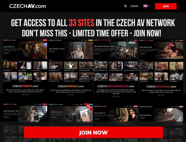 Get Czechav.com Account