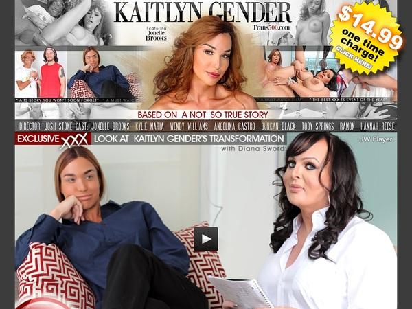 Kaitlyn Gender (SAVE 50%) Discount