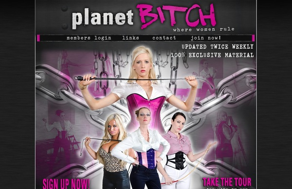 Planetbitch Sites
