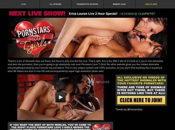 Porn Stars Love T-Girls Porn Reviews
