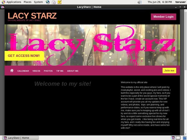 Free Trial Lacystarz