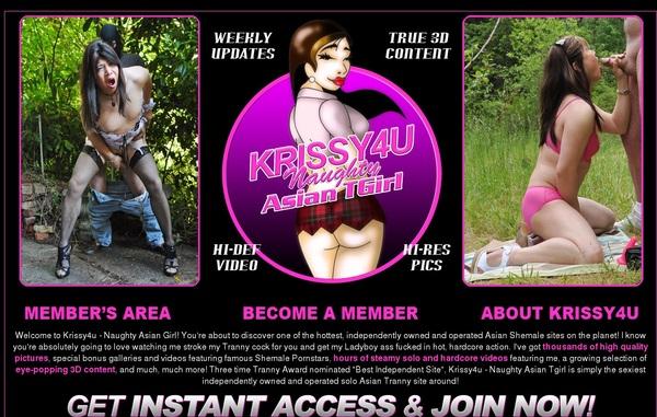 Krissy4u Paysite Discounts