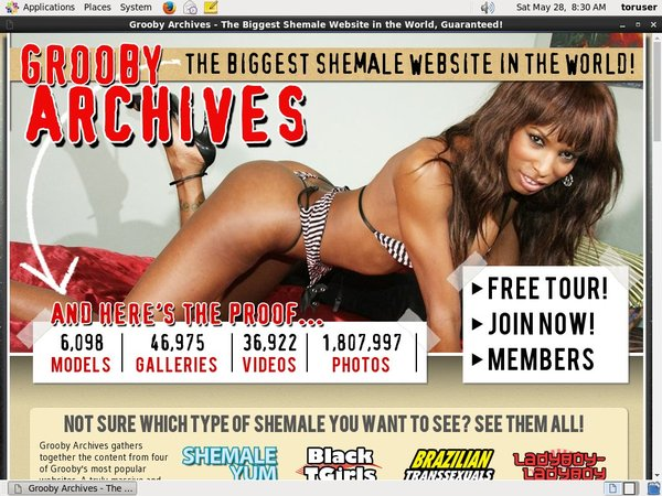 Grooby-archives.com Sets